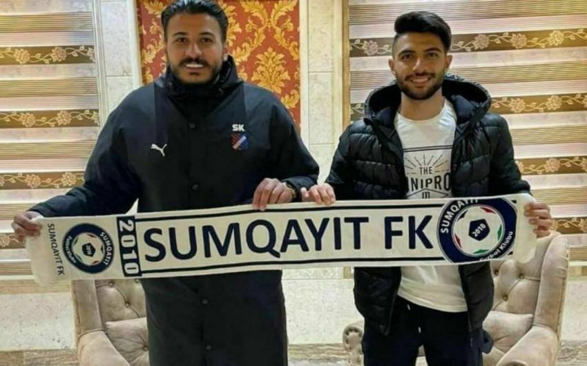 İranın məşhur klubunun müdafiəçisi Premyer Liqamızda!