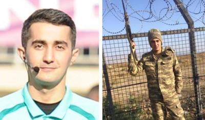 İlkin Fikrətoğlu hazırladı: Futbol meydanından savaş meydanına -