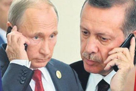 """Ərdoğan açıqlama yaydı: """"Putinlə bunları danışdıq"""""""