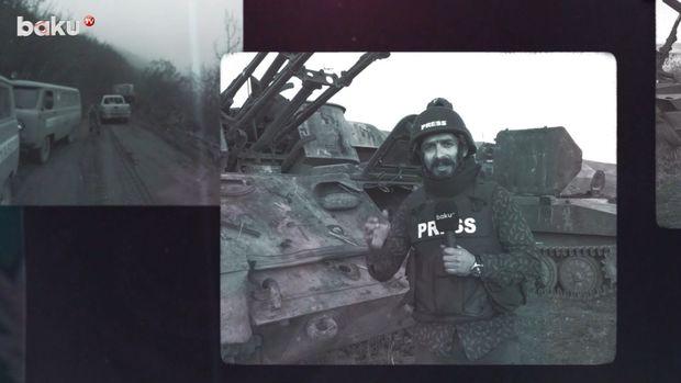 62 erməni terrorçunun taleyi - Qarabağ xronikası - VİDEO