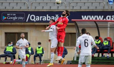 """""""Zirə"""" bu dəfə """"Qarabağ""""a imkan vermədi ki…"""