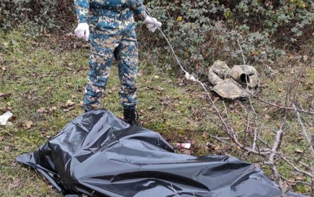 Bu gün Qarabağda daha 2 erməni hərbçinin meyiti tapıldı