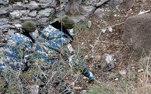 Qarabağda ölən daha 2 hərbçinin meyiti Ermənistana verildi