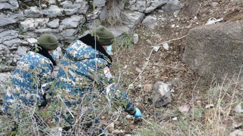 Sabah Qarabağda gizlənmiş ermənilərin axtarışları aparılacaq