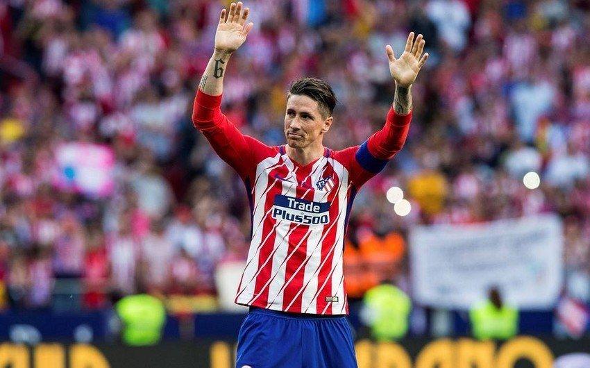 """Fernando Torres """"Atletiko""""nun baş məşqçisi oldu"""