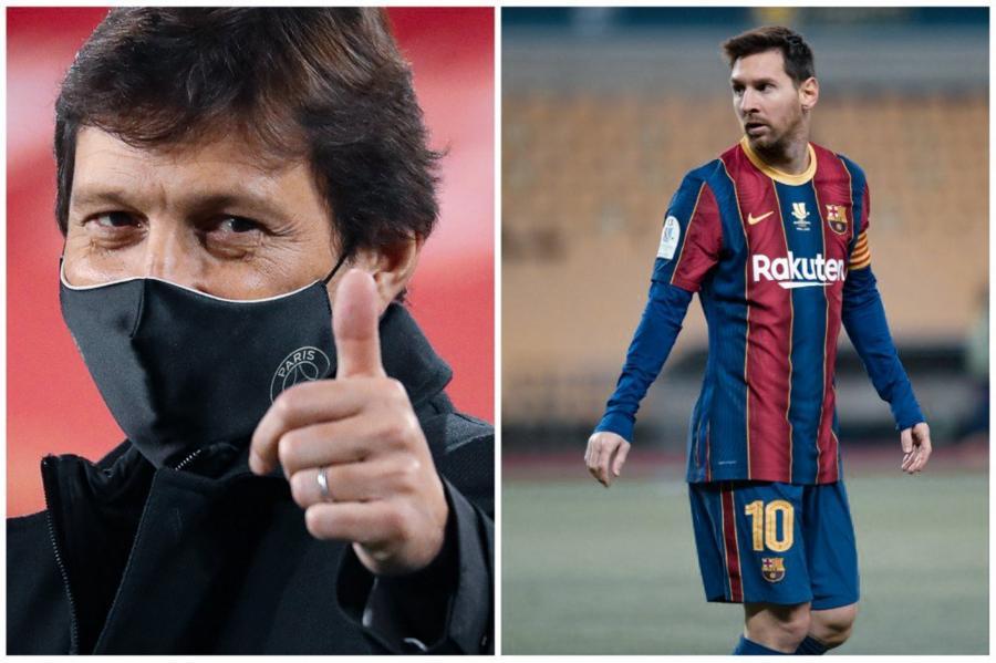 """""""Messi? Hər şeyi danışıqlar masasında müzakirə edəcəyik"""""""