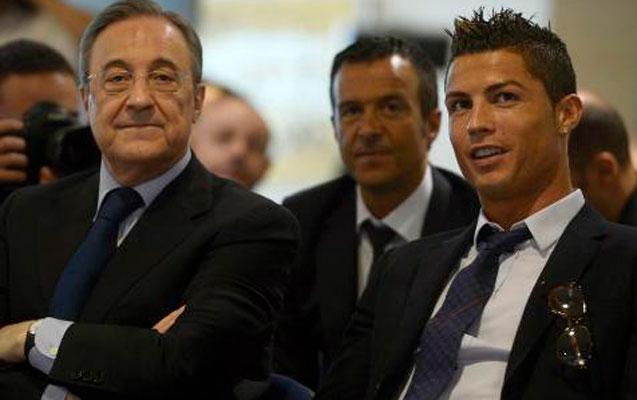 """Ronaldo """"Real""""a qayıdır? - Klubun prezidenti ilə görüşdü"""
