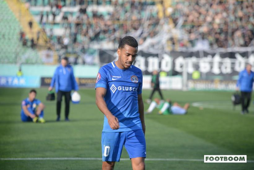 """Premyer Liqa klubundan ayrılan braziliyalı """"Lvov""""da"""