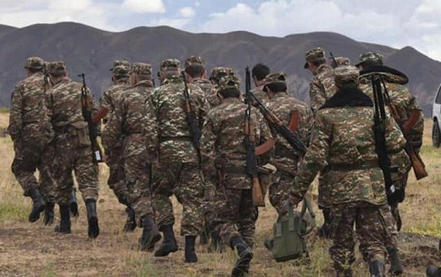 Ermənistan bu terrorçuları hərbi əsir kimi qələmə verməyə çalışır