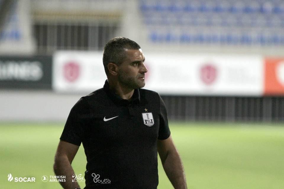 """""""Qarabağ""""a məğlubiyyətdən sonra """"Neftçi""""də işləmək istəmədim"""" - VİDEO"""