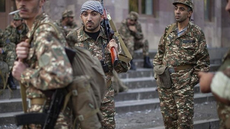 Azərbaycan daha iki erməni terrorçuya cinayət işi açdı