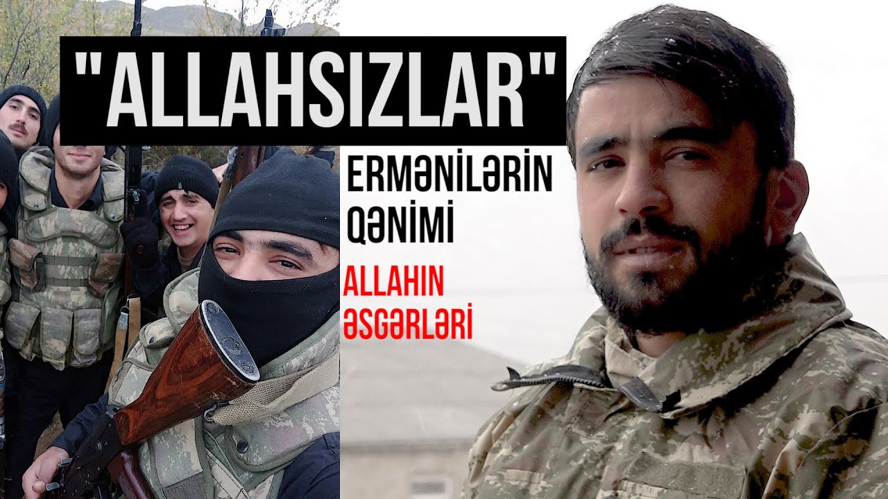 """""""Biz gələndə ermənilər silahı qoyub qaçırdılar"""" - VİDEO"""