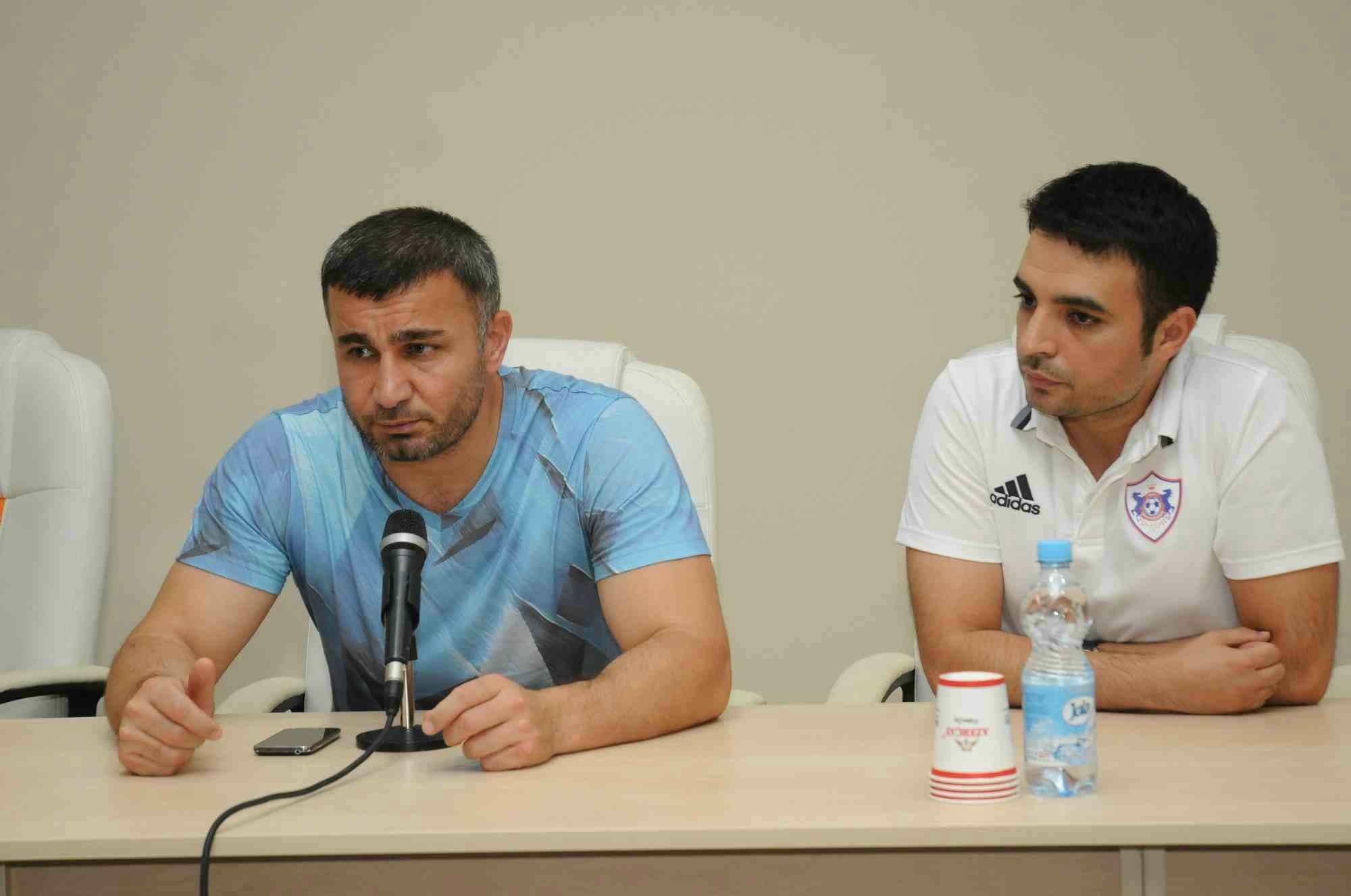 """Qurban Qurbanov: """"Məni də futboldan sildirmək istəyirsiz?"""""""