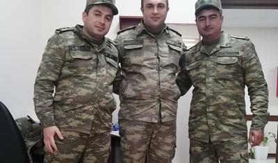 """İlkin Fikrətoğlu hazırladı: """"Ermənilər heyvanlara mina bağlayıb üstümüzə göndərirdi"""" -"""