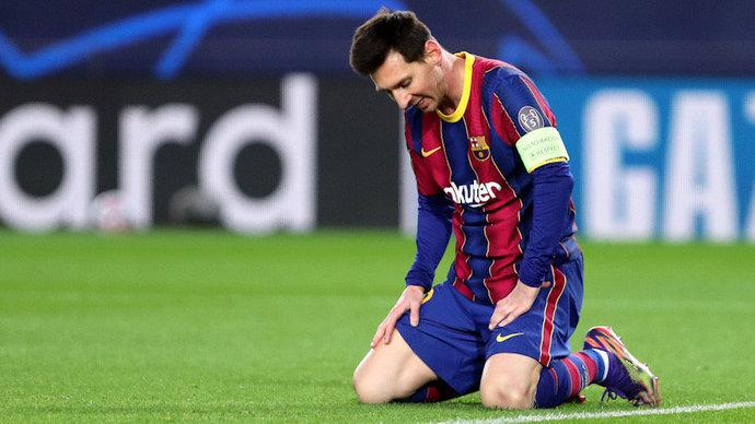 Messi və ailəsi indi də fransız dilini öyrənir - PSJ-yə görə