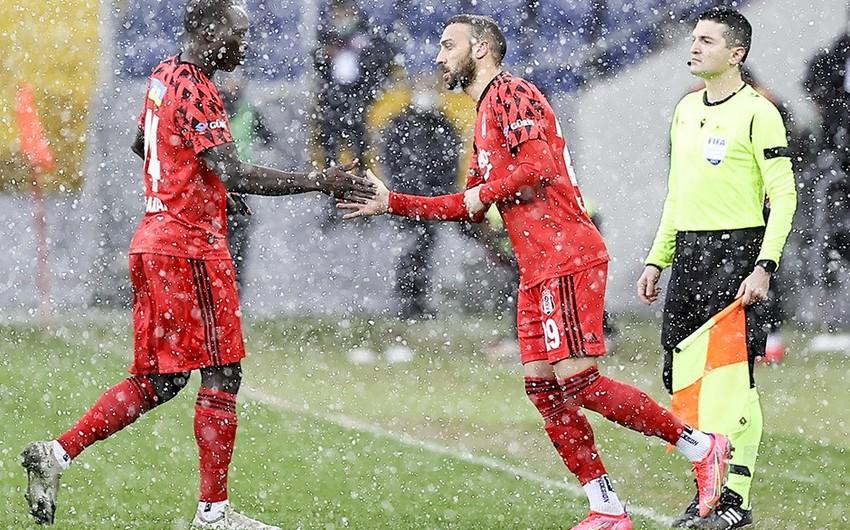 """""""Beşiktaş""""dan darmadağın ,Antalyada sülh - VİDEO"""