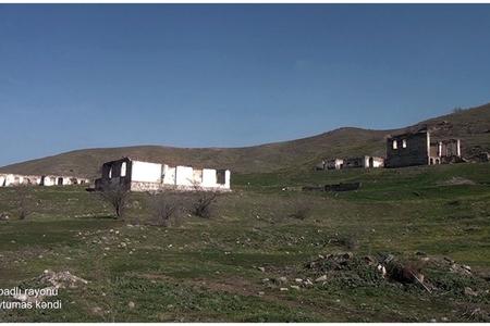 İşğaldan azad edilmiş Qubadlının daha bir kəndindən VİDEO+FOTOLAR