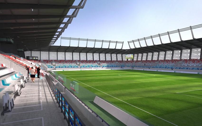 Azərbaycanla matç yeni tikilən stadionda olacaq? - FOTO
