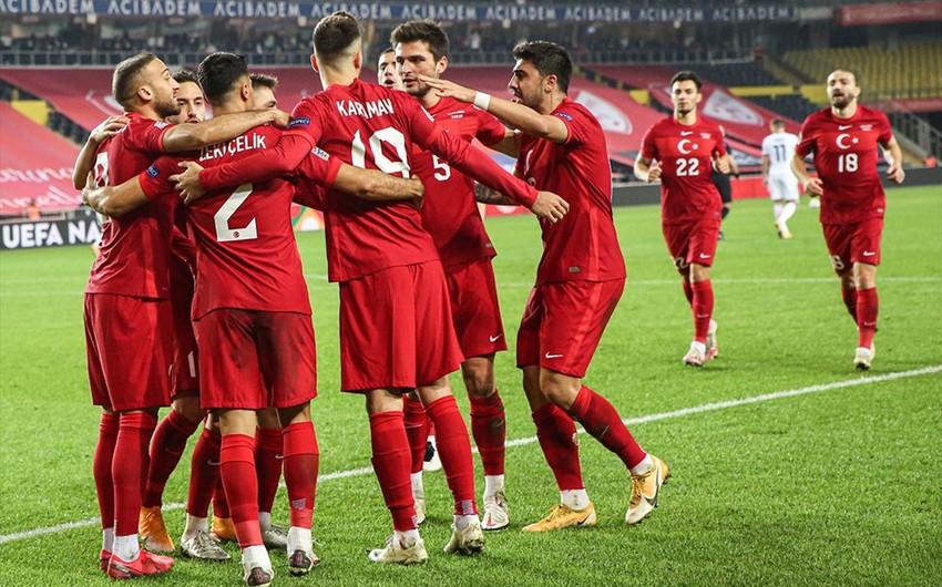 Türkiyə millisinin oyununun yeri dəyişdirildi - DÇ-2022-nin seçmə mərhələsində