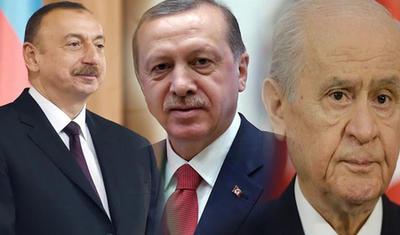 """""""Əliyev, Ərdoğan və Baxçalının Şuşaya birgə səfəri tarixi hadisə olacaq"""""""