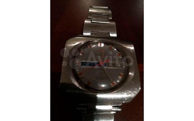 Xanımı Banişevskinin satışa çıxarılan saatından xəbərsizdir - FOTO