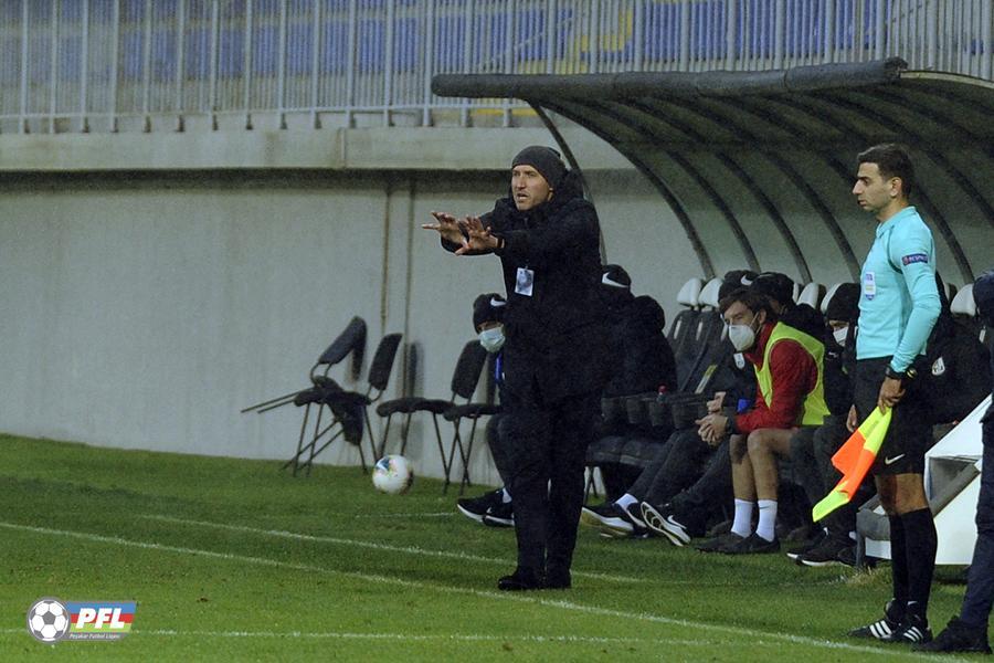 """Samir Abasov: """"Bizim Messi və Ronaldumuz yoxdur, həddindən çox əsəbiyəm"""""""