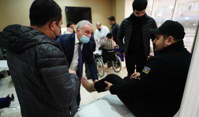 Baku City Hospital bu dəfə 50-ə yaxın qaziyə öz dəstəyini verdi -