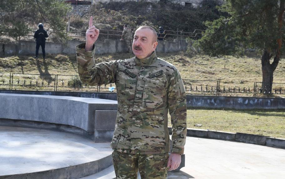 """""""Dünyada hansı müasir silah varsa, Azərbaycana gətiriləcək"""""""