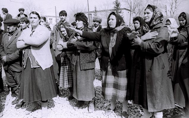 Ermənilərin azərbaycanlılara qarşı törətdikləri kütləvi qırğınlar