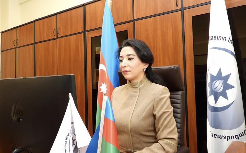 Ombudsman Ermənistanın nifrət siyasəti haqda yazdı