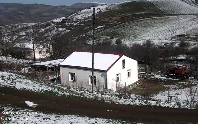 Xocavəndin Çiraquz kəndindən MARAQLI VİDEO+FOTOLAR