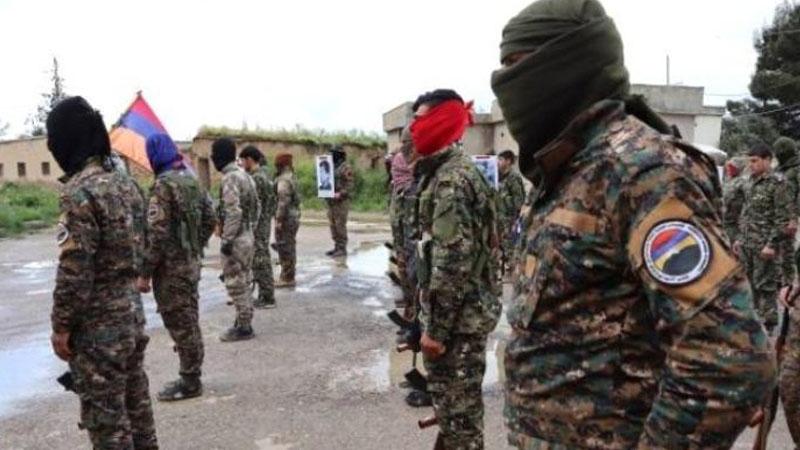 Ermənilər yeni terror təşkilatı yaratdı - Təlim keçirlər