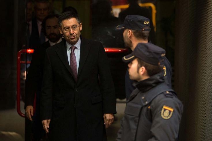 """""""Barselona""""nın eks-prezidenti niyə həbs edildi?"""