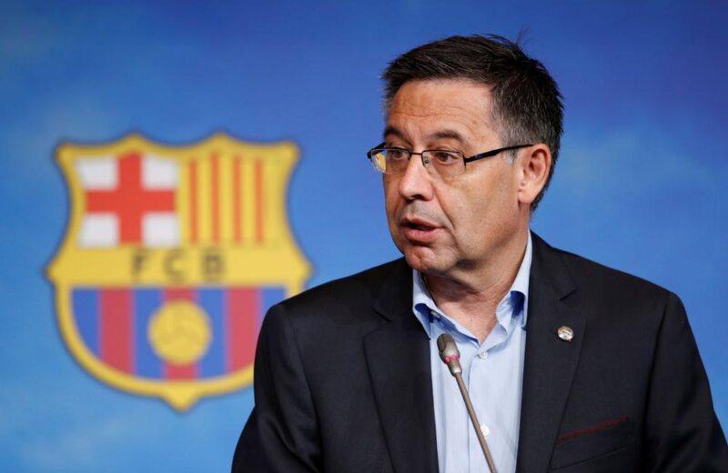 """Barselona""nın sabiq prezidenti azadlığa buraxıldı"
