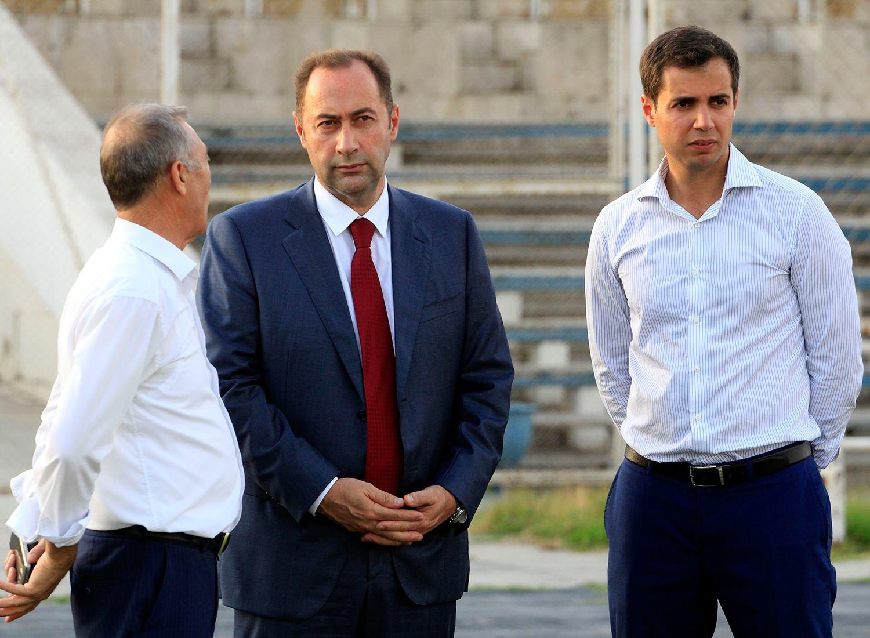"""Sumqayıt""a yeni vitse-prezidenti kim təyin edəcək?"