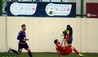 Azərbaycan futbolunda belə-belə işlər…