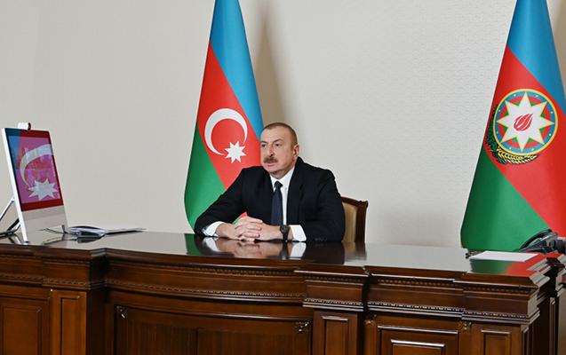 """""""Ölkəmizdə yeni dövrə qədəm qoymaq üçün imkanlar yaranıb"""""""