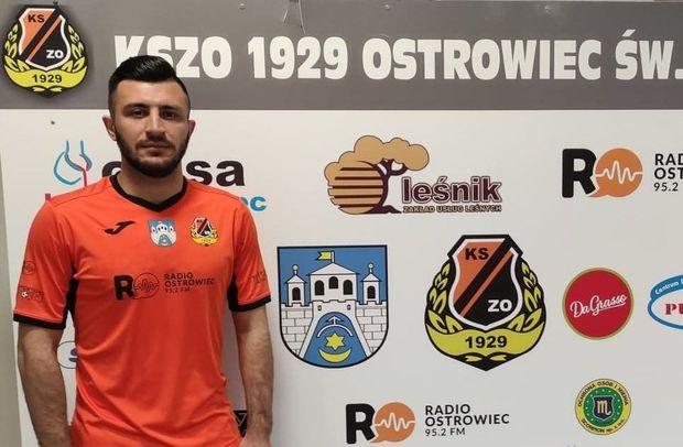 Polşa klubu azərbaycanlı futbolçu üçün iş icazəsi aldı
