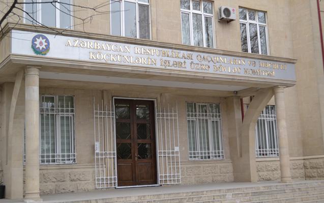 İnzibati binalarda məskunlaşmış köçkün ailələrinin sayı açıqlandı