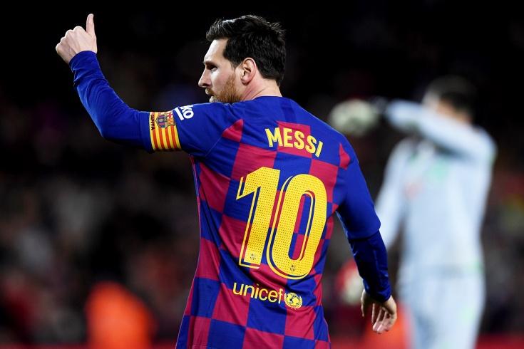 Hələ də Messi hədəfdədir