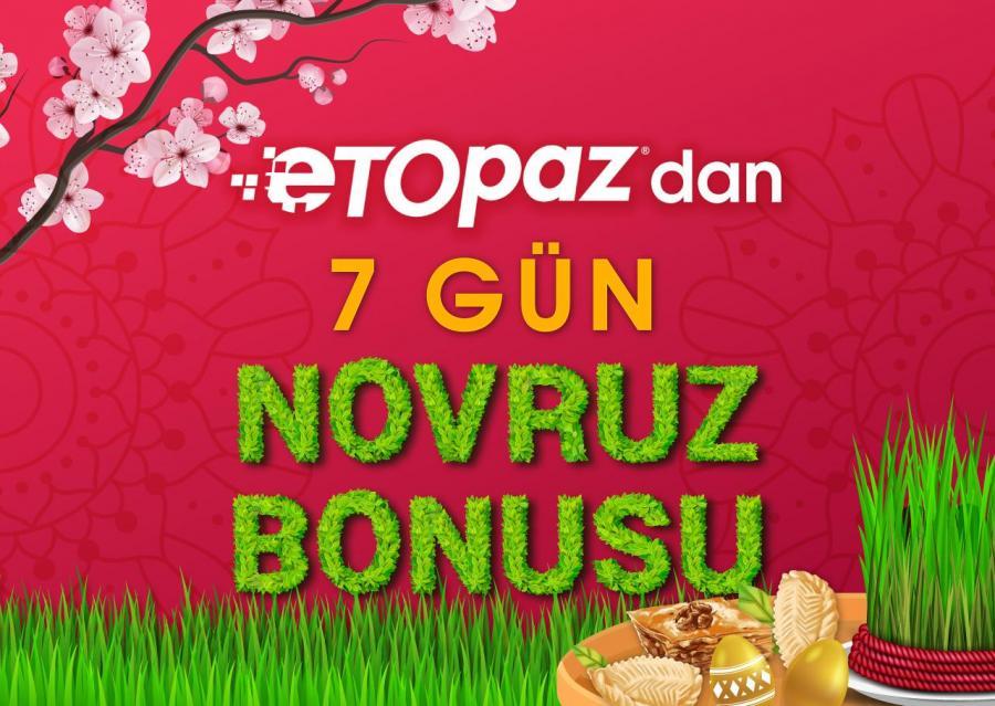 ETOPAZ-da Novruz bonusu - FOTO