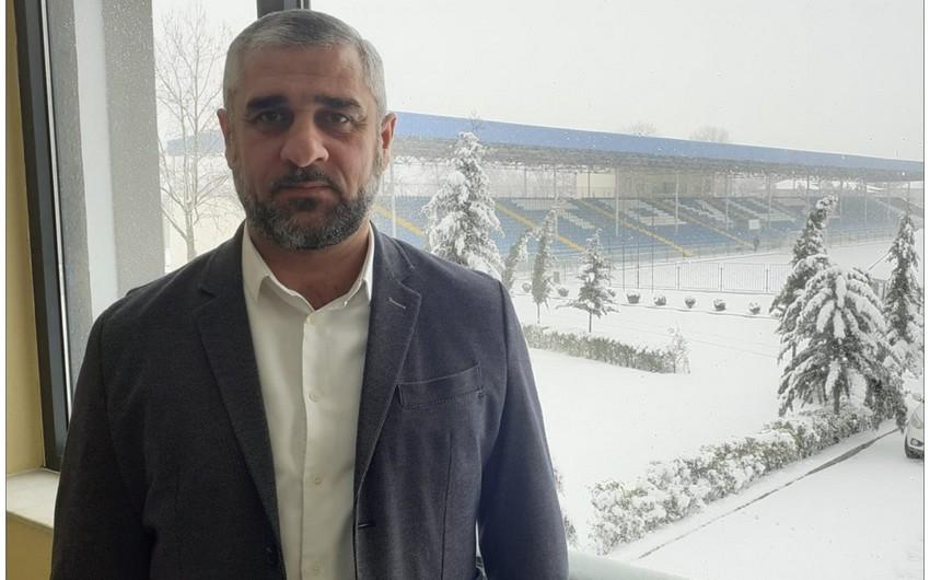 Azərbaycan klubunda 1,5 illik müqavilə - FOTO