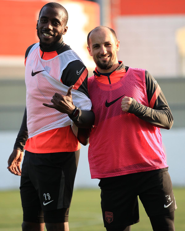 """Baş məşqçi dəyişdi, futbolçuların üzü gülməyə başladı – """"SABAH""""DAN FOTOREPORTAJ"""
