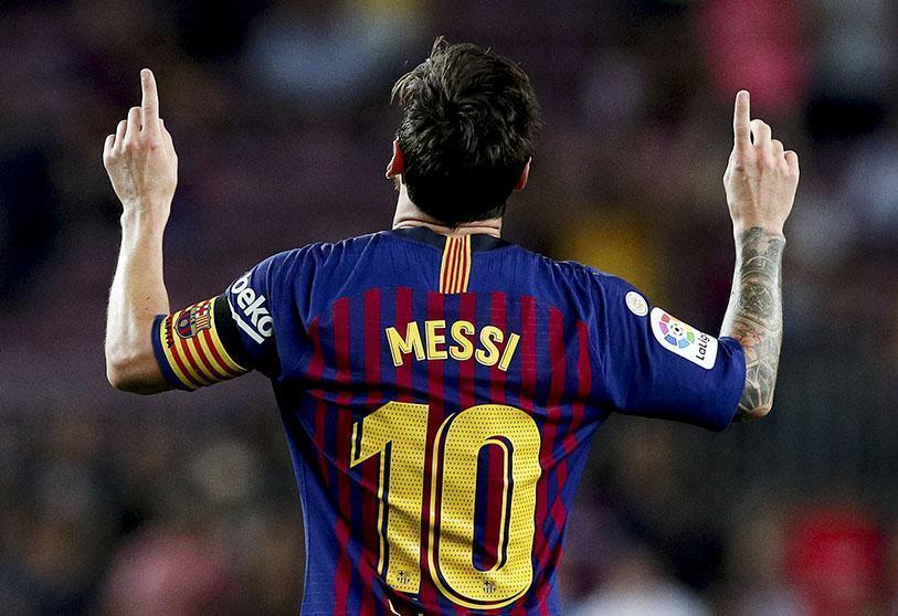 """""""Messi dahidir, mənim üçün dünyanın ən yaxşısıdır"""""""
