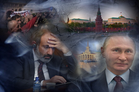 Paşinyanı Putinin hüzuruna aparan kritik səbəb, Bakının aprel gözləntisi