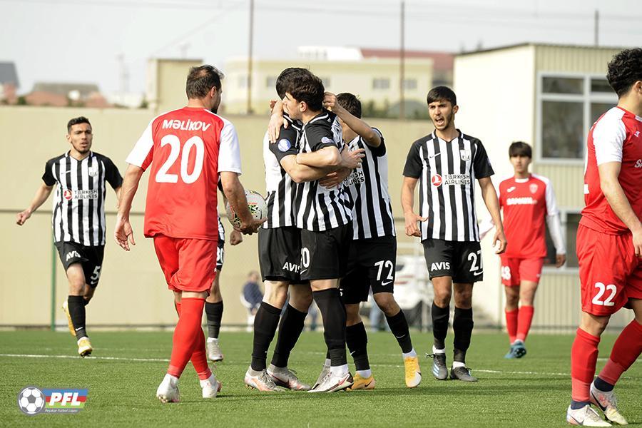 """""""Sabah-2"""", """"Neftçi-2"""" və """"Turan Tovuz""""dan qələbə - Divizionda"""