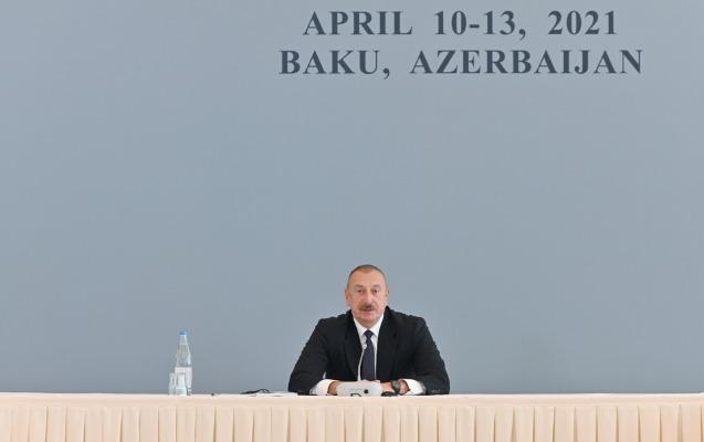 """""""Qarabağda fərqli idarəçilik modeli olacaq"""" - Prezident"""