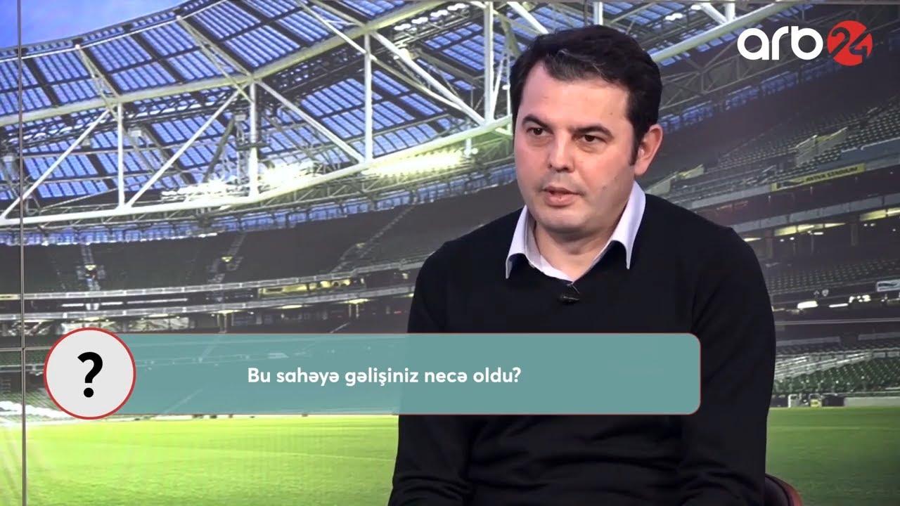 """""""Klubda işləmək mənə daha maraqlı gəlir"""" - VİDEO"""
