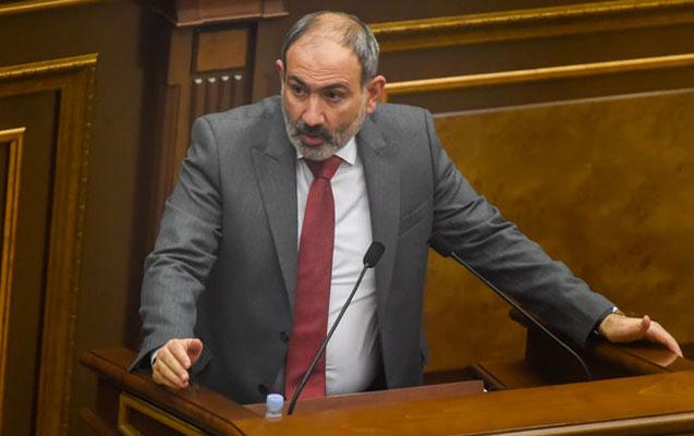 """""""Rəsmi Bakı 7 bölgənin eyni vaxtda geri qaytarılmasını tələb edirdi"""" - Paşinyan"""