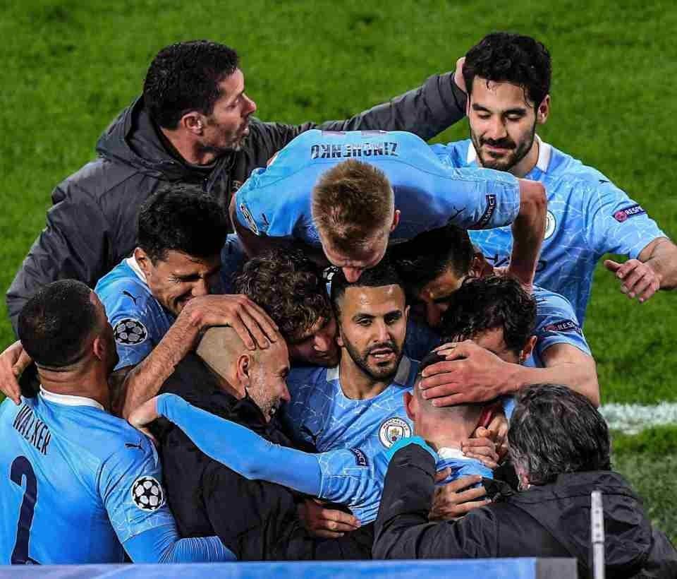 Çempionlar Liqasında yarımfinal cütləri bilindi